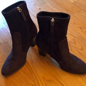 Like New, 🌷Nine West brown boots.